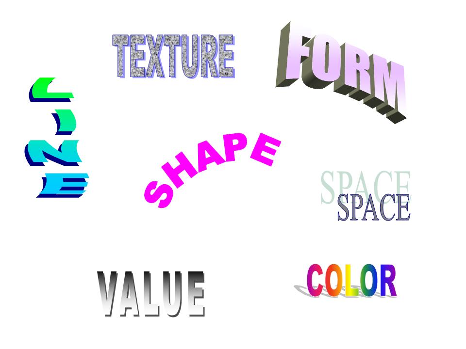 Elements Of Art Line Quizlet : Elements of design mrs bigelow